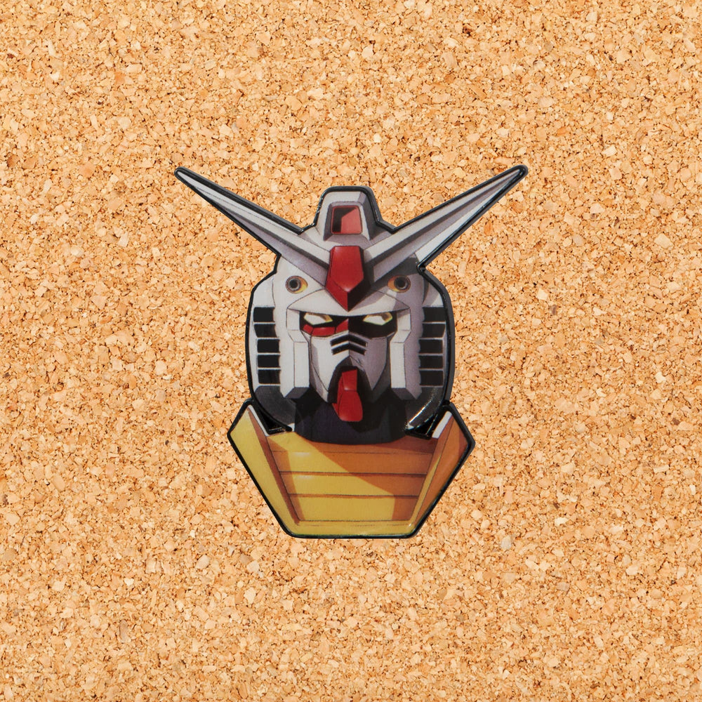Gundam Mobile Suit Lapel Pin