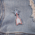 Ultraman Science Team Badge Lapel Pin