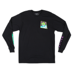 Dragon Ball Super Broly Black Longsleeve Tee