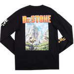 Dr. Stone Explore Black Long Sleeve