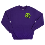 Evangelion EVA Purple Sweatshirt