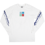 Avatar: The Last Airbender Group White Long Sleeve