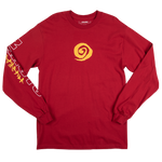 Naruto Uzumaki Red Long Sleeve