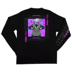 Naruto Kakashi Black Long Sleeve
