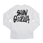 Shin Godzilla White Long Sleeve