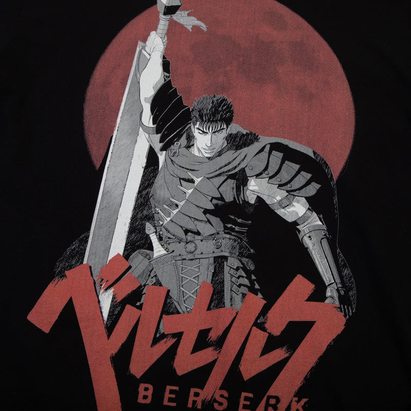 Berserk Hunter's Moon Black Long Sleeve