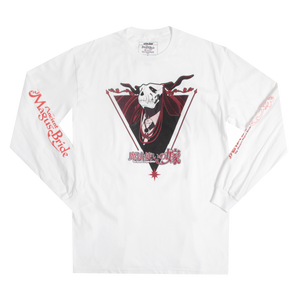 The Ancient Magus' Bride Elias Triangle White Long Sleeve