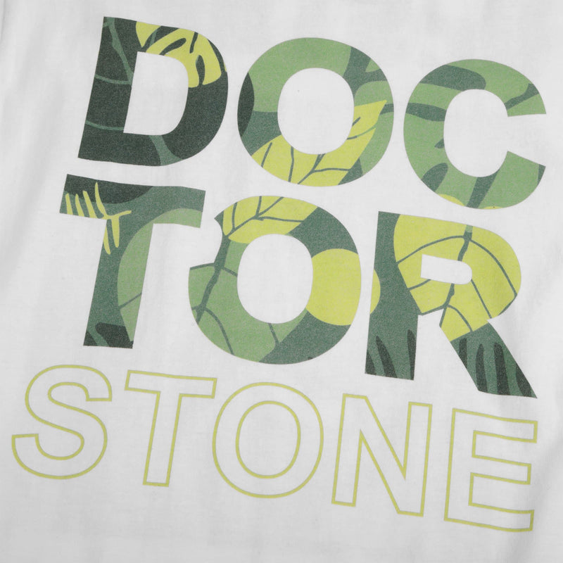 Dr. Stone DOCTOR White Long Sleeve