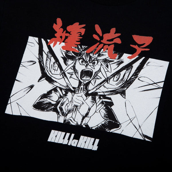 Kill la Kill Black Long Sleeve