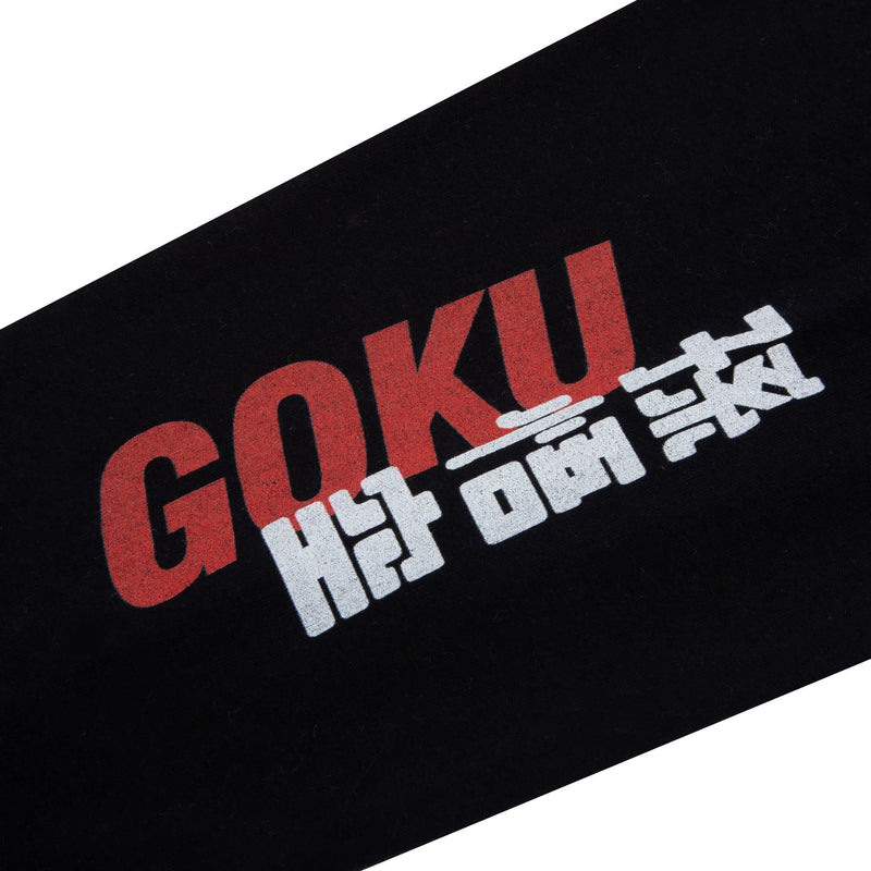 Dragon Ball GT Gogeta Forms Black Long Sleeve