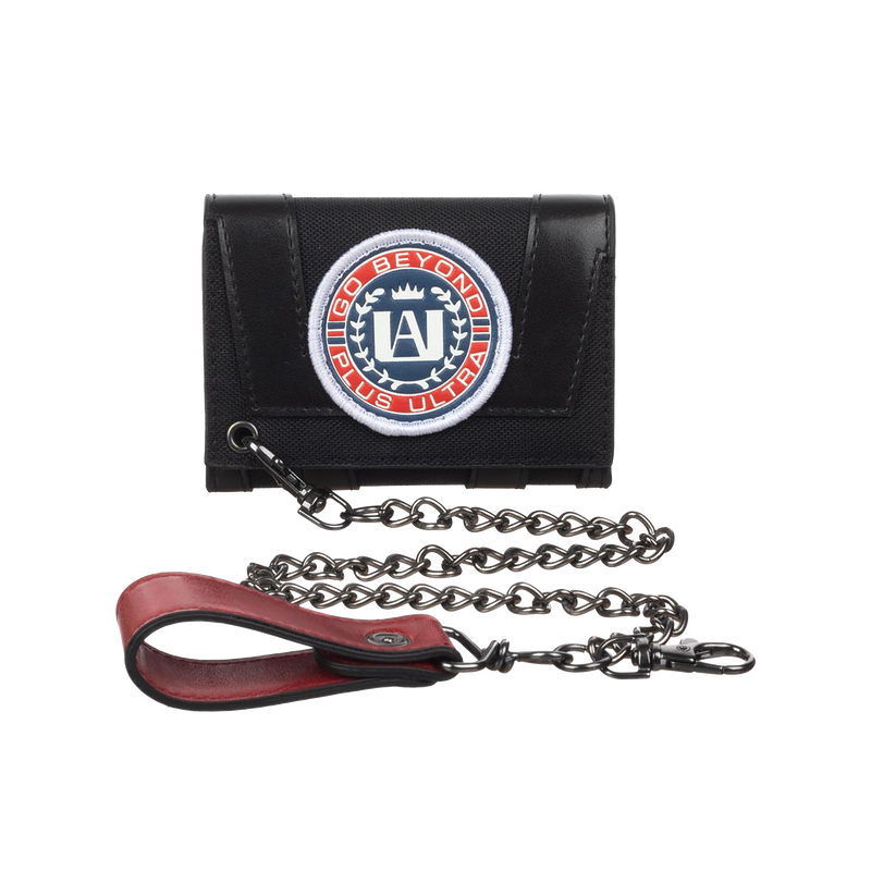 My Hero Academia U.A. Academy Chain Wallet