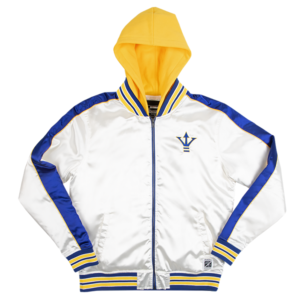 Dragon Ball Z Vegeta Satin Jacket