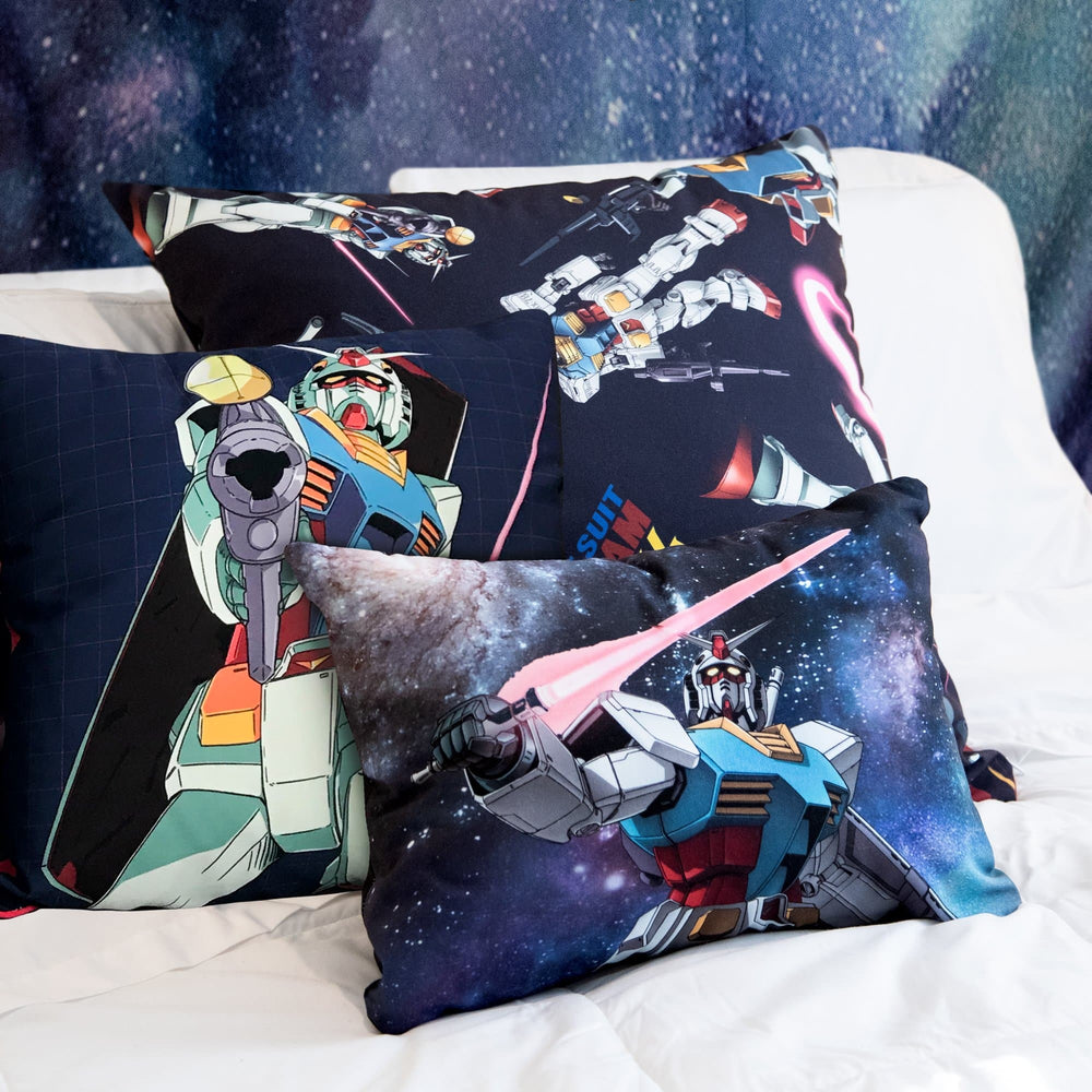 Gundam Pattern Pillow