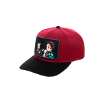 Demon Slayer Red Snapback