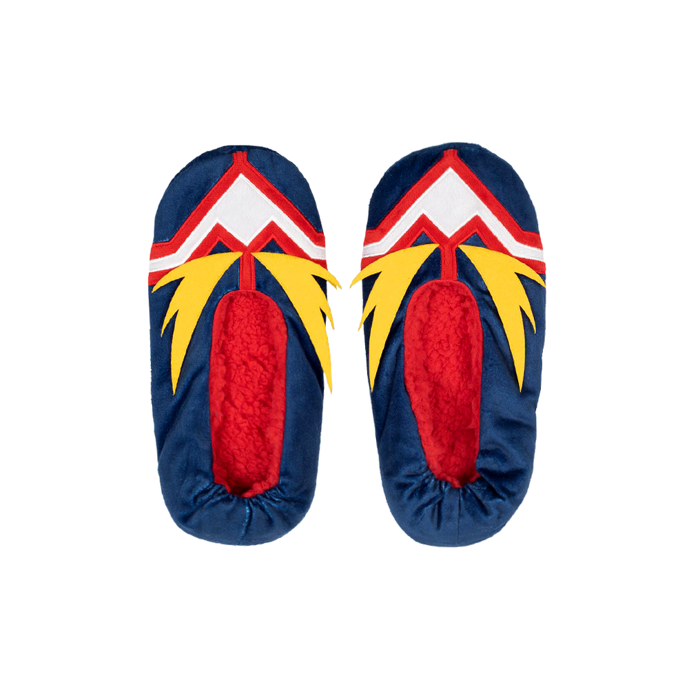 My Hero Academia All Might Character Slipper Socks