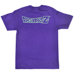 Dragon Ball Z Broly The Legendary Super Saiyan Purple Tee