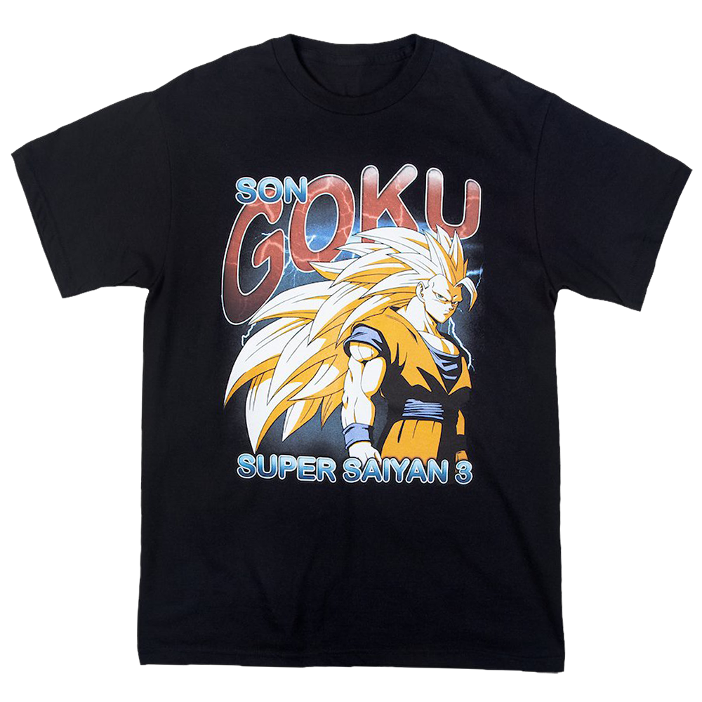 Dragon Ball Z Super Saiyan 3 Tee