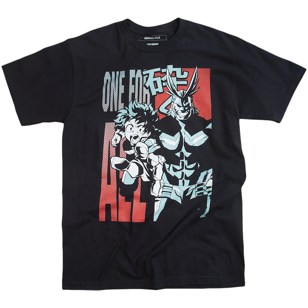 My Hero Academia One For All Tee