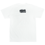 Naruto Multi Pose White Tee