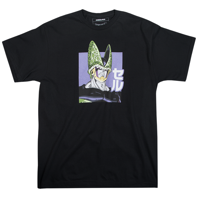 Dragon Ball Z Perfect Cell Black Tee