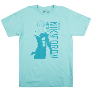 Victor Short Sleeve in Mint