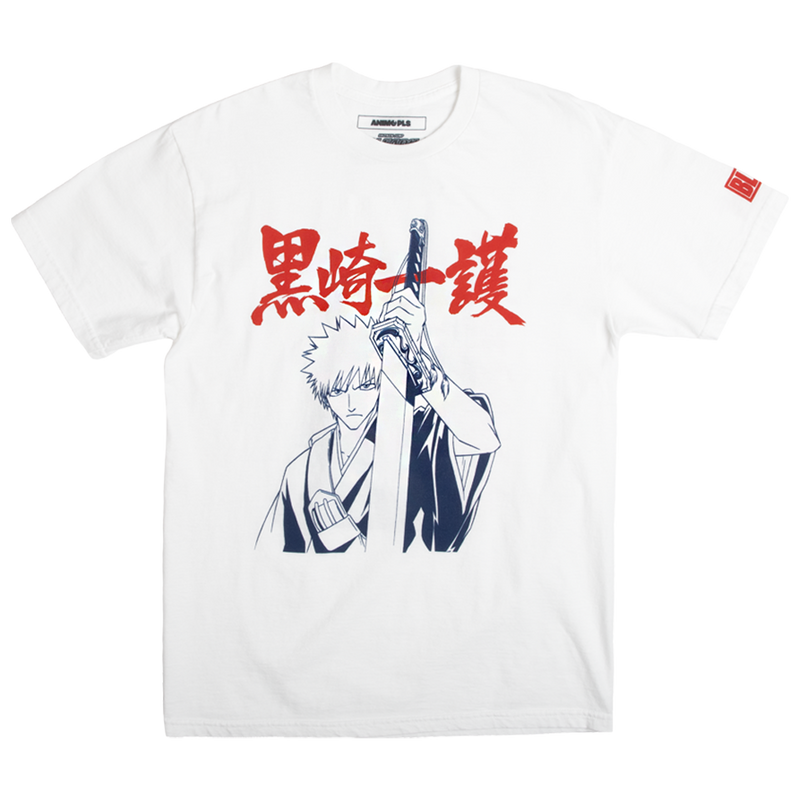 Bleach White Tee