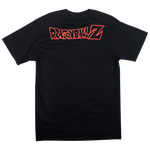 Dragon Ball Z Saiyan Team Black Tee
