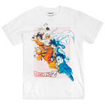 Dragon Ball Z Group White Tee