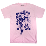 Dragon Ball Z Raditz Pink Tee