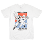 Dragon Ball Z Battle For Namek White Tee