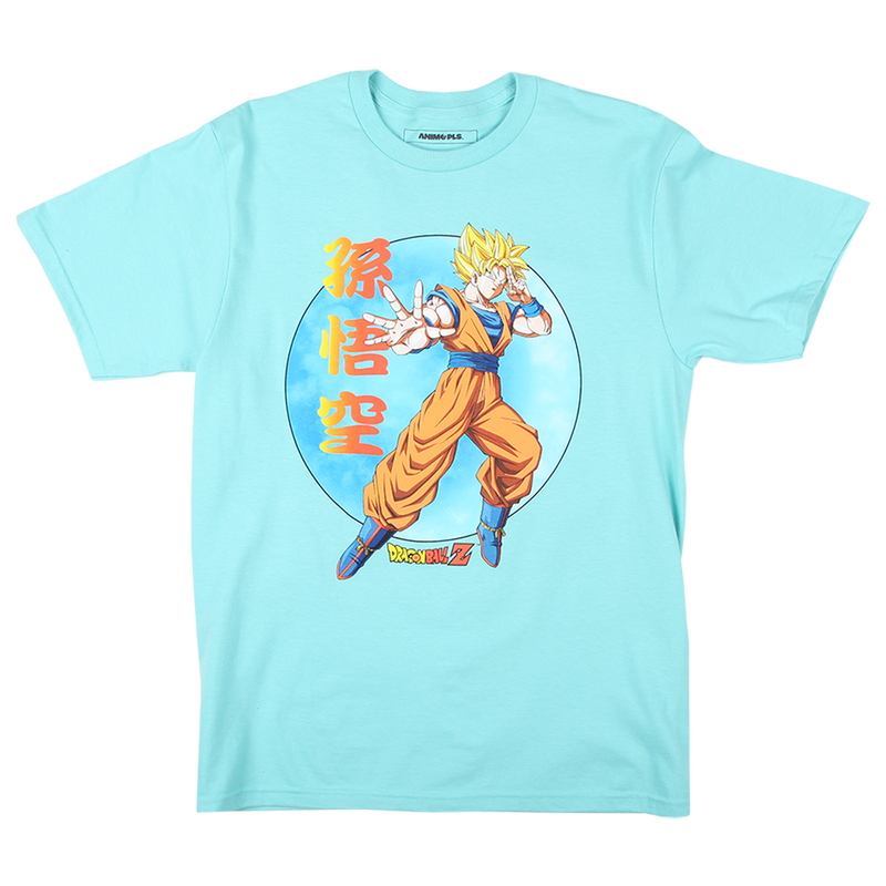 Dragon Ball Z SJJ Goku Chambray Tee