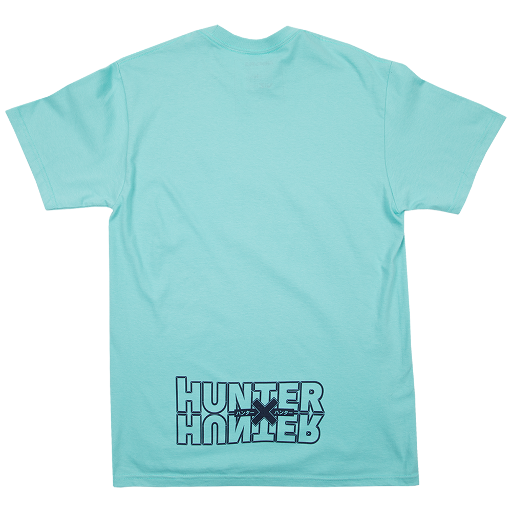 Hunter x Hunter Hisoka Morow Blue Tee
