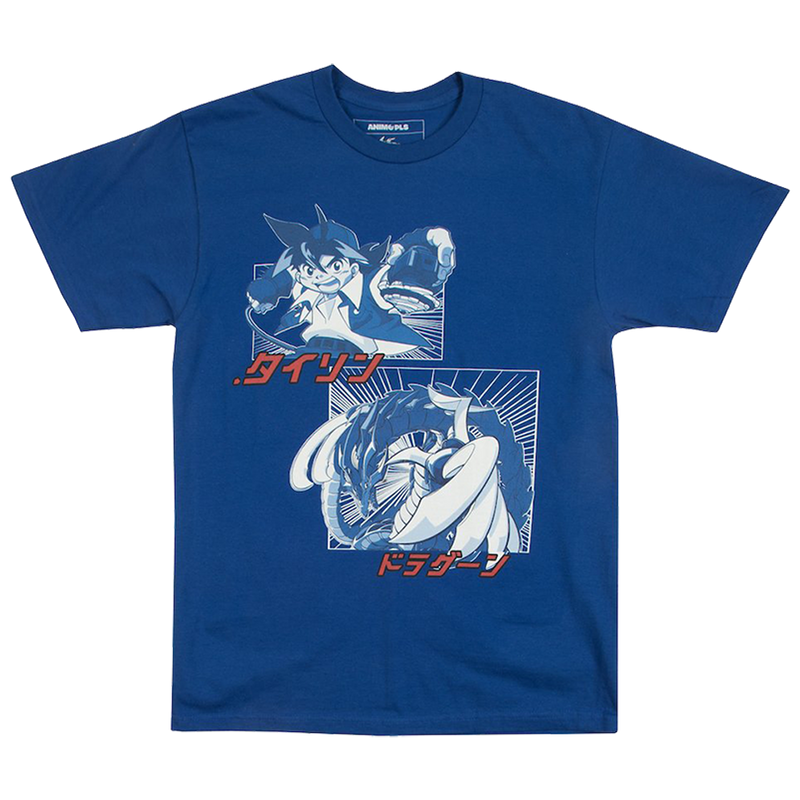 Beyblade Royal Blue Tee