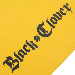 Black Clover Asta Yellow Tee