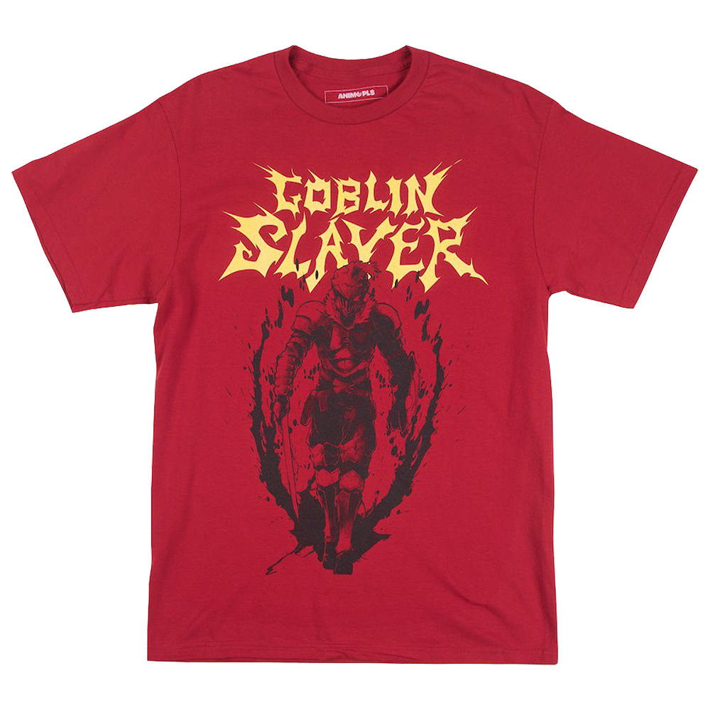 Goblin Slayer Red Tee