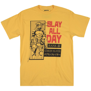 Goblin Slayer Yellow Tee