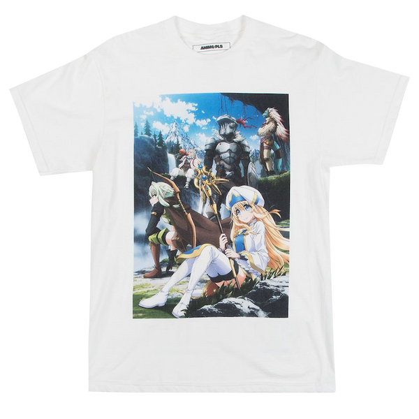 Goblin Slayer White Tee