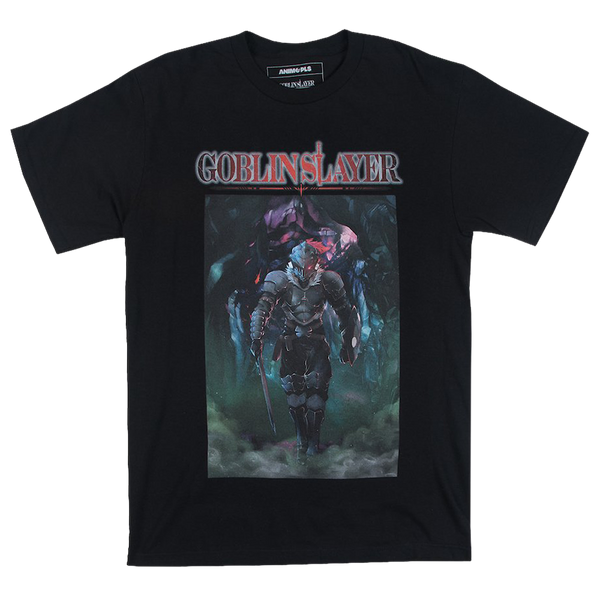Goblin Slayer Black Tee