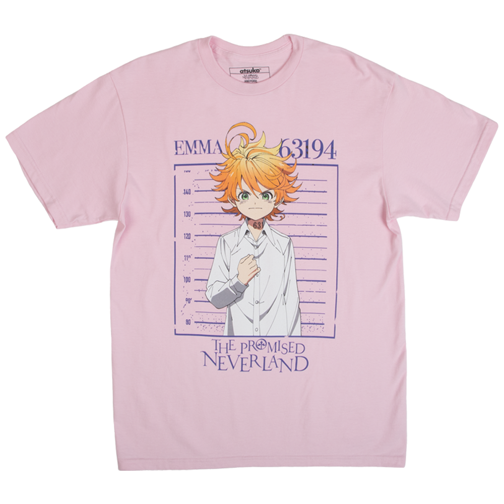 The Promised Neverland Emma Pink Tee
