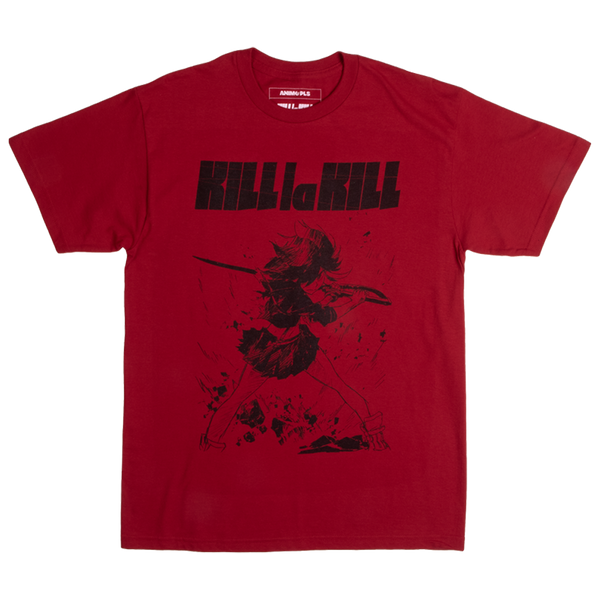 Kill la Kill Matoi Red Tee