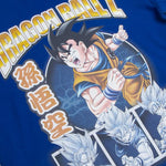 Dragon Ball Z Goku Blue Tee