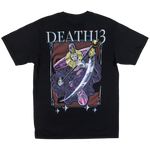 JoJo's Bizarre Adventure Death 13 Black Tee