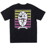 JoJo's Bizarre Adventure Stone Mask Black Tee