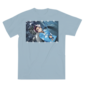 Demon Slayer Tanjiro Training Tee