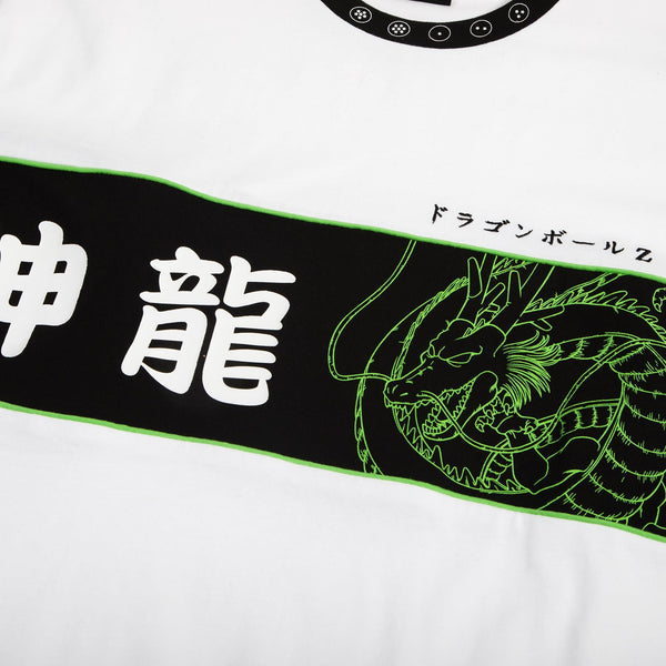 Dragon Ball Z Shenron Stripe Tee
