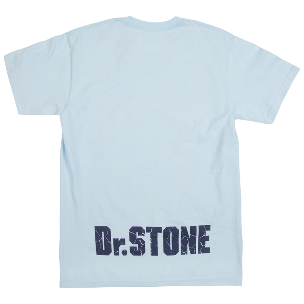 Dr. Stone Senku Jungle Pattern Chambry Tee