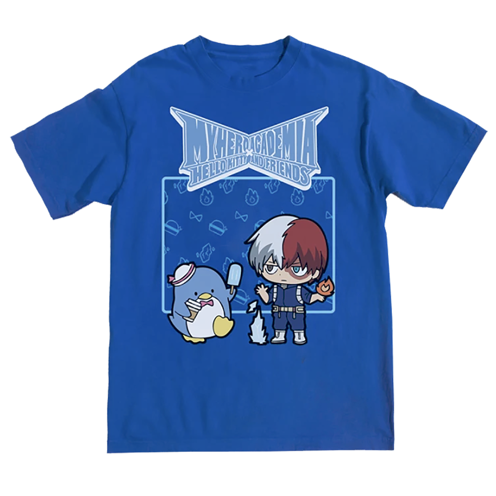 My Hero X Hello Kitty & Friends Todoroki Tee