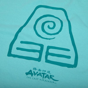 Avatar: The Last Airbender Toph Mint Tee