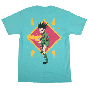 Hunter x Hunter Gon Nen Mint Tee