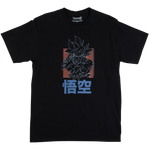 Dragon Ball All Super Ultra Instinct Tee